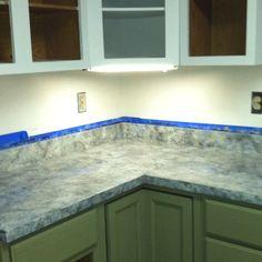 Giani Granite Countertop Paint Good Enough Until We