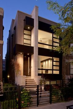 1000 images about good infill housing on pinterest for Townhouse exterior design
