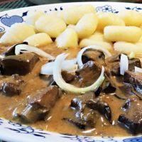 Recept : Houby na smetaně po maďarsku | ReceptyOnLine.cz - kuchařka, recepty a inspirace