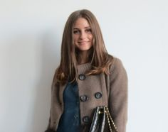 Olivia.Palermo hair length is lovely