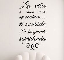 FRASI SULLA VITA La vita specchio small Tattoo Sentences, Chalkboard Restaurant, Wise Quotes, Inspirational Quotes, Italian Quotes, Love You, My Love, Printable Quotes, Brush Lettering