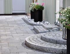 Gång Fresco, Garden Images, Backyard, Patio, Pergola Designs, Garden Inspiration, Landscape Design, Entrance, Outdoor Decor