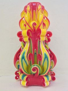 Свечи резные Carved Candles, Making Candles, Candle Art, Fairy Crafts, Homemade Candles, Candels, All Craft, Soaps, Birthday Candles