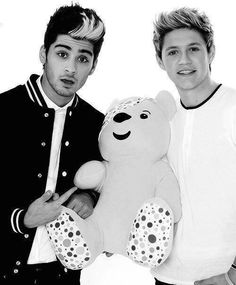Ziall and pooh