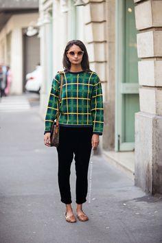 Allison - Stockholm Streetstyle