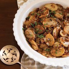 Lyonnaise Potatoes - Louisiana Cookin