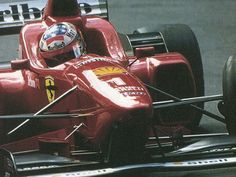 Michael Schumacher, 1996 Ferrari F310B