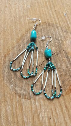 Canadian Hand Made Native Earrings – Cowgirl Country Bridesmaids