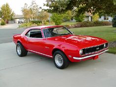 pics of 1968 camaro | 1968 Chevrolet Camaro Facts- FirstGenCamaro.com - Only 67/69 Camaros.