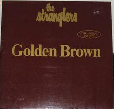 "The Stranglers - Golden Brown 12"""