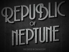 Art Deco typography - Szukaj w Google