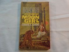Vintage Paperback Assignment Moon Girl by by TreasureTroveBooks