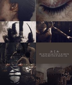❥ vogel im käfig | snk aesthetic Ymir