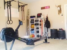 Best garage gym images home gyms at home gym basement gym