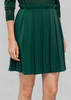 & Other Stories | Pleated Skirt