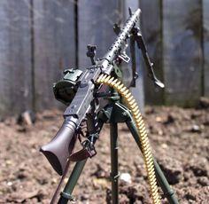 MG34 (7.92x57mm Mauser) Assault Weapon, Assault Rifle, Light Machine Gun, Machine Guns, Rifles, Mg34, Weapon Storage, Cool Guns, Military Weapons