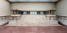 Pergamonmuseum, Pergamonaltar, eerste helft tweede eeuw v.Chr