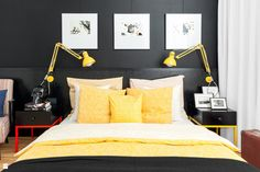 Sypialnia styl Eklektyczny - zdjęcie od Black Oak Studio - Sypialnia - Styl Eklektyczny - Black Oak Studio