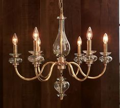 Blown glass chandelier polished nickle finish blown glass jasmine glass chandelier mozeypictures Choice Image