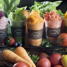 john masters organics TOKYOの「Inner Beauty Bar」に、オーガニック素材にこだわった新感覚のかき氷5種が登場!
