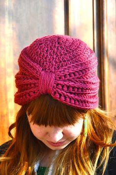 Ravelry: The Crochet Turban pattern by Sara Dudek