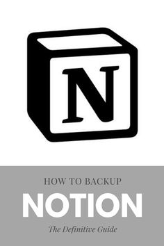 Looking to backup your Notion workspace? This comprehensive guide will take you step by step through the process with screenshots of each step and a video on how to do it. Productivity In The Workplace, Productivity Apps, Knowledge Worker, App Home, Time Management Skills, How To Stop Procrastinating, Evernote, Engineers, Ocd