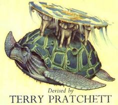 The Discworld Novels - you either love them or you hate them. I LOVE them! Helps me escape reality for a while...