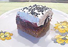 Feketeerdő szelet kissoltesz konyhájából Hungarian Cake, Hungarian Recipes, Food, Cakes, Cake Makers, Essen, Kuchen, Cake, Meals