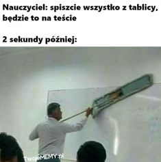 Funny Sms, Very Funny Memes, Wtf Funny, Polish Memes, Weekend Humor, School Memes, Life Humor, Best Memes, True Stories