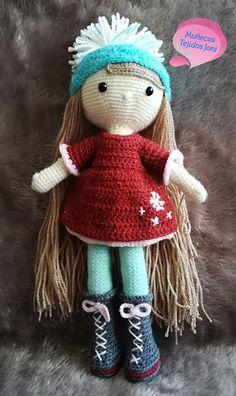 Muñeca #muñeca #amigurumi #amigurumis #muñecostejidos #muñecostejidosjoni #tejido #tejiendo #lana #hechoamano #quito #ecuador #regalo #personalizado #crochet