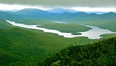 I want to go to Lake Placid. It held the winter Olympics one year. It would be cool to go and see the courses today.
