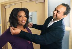 Andre Walker, Oprah's former hairstylist, gives tips for perfect hair