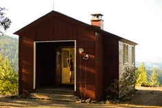 Post Creek Guard Station Cabin in the Shasta Mountains, we are going in October 2015!!!!!