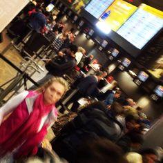 O pior dia da viagem...o dia de aeroporto...#calmalex
