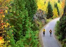 Measbi bike trails