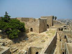Raimundo IV de Tolosa -Ciudadela de Raimundo de Tolosa en Trípoli (Líbano).