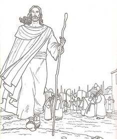 Jesus knocking at the door coloring page needleworks pinterest 30 desenhos de jesus para colorir em casa colorindo altavistaventures Gallery