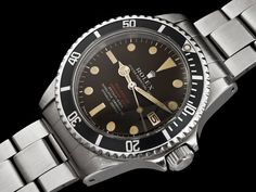 Sea Dweller DRSD MK-II Thick Case, MKII Dial Brown, Ref.1665 | Rolex Passion Market