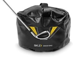 Golf Clubs *** SKLZ Smash Bag Golf Impact Training Product * Examine this remarkable product by going to the link at the picture. (This is an affiliate link). Golf Trainers, Golf Card Game, Golf Range, Swing Trainer, Golf Training Aids, Athletic Training, Golf Tips For Beginners, Golf Lessons, Golf Humor