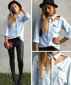 diy shirt by DaisyCombridge