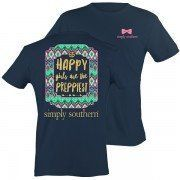 "Simply Southern ""Happy Girls Are the Preppiest"""