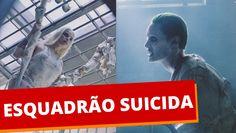 NOVAS FOTOS DO ESQUADRÃO SUICIDA