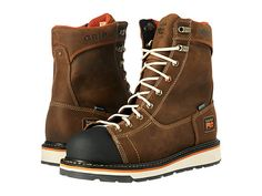 Timberland PRO Gridworks Soft Toe Waterproof Boot