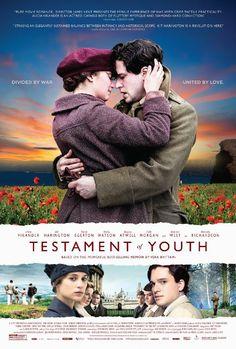 Воспоминания о будущем (Testament of Youth) (2014). В кино с 28 мая 2015 года. Смотрите вместе с History Trailer. https://youtu.be/y05vgwkQxLM