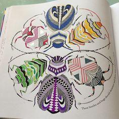 My beetles #MillieMarotta #AnimalKingdom #shimmerpens