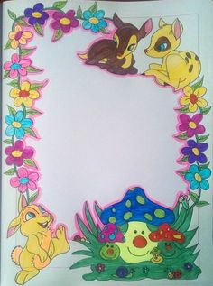 Front Page Design, Page Borders Design, Border Design, Tokyo Ghoul Cosplay, Princess Peach, Fictional Characters, Art, Chinese, Kunst