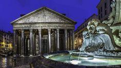 Pantheon (Rome, Italy) by Domingo Leiva on 500px