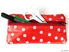 Oilcloth Pencil Case