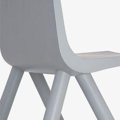 Cresta Chair<br> Graphite