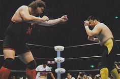 That same night featured Toshiaki Kawada being murdered by Gary Albright in case youre wondering if those rumours of how Baba felt about the 3rd column of Heaven were true or not.